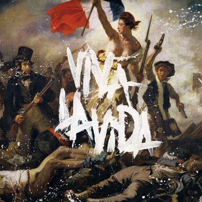 Coldplay cover art